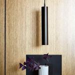 Rejtett dizájn trükkök mni lakásban kis lakásban - éjjeli szekrény design lámpa