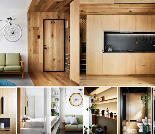 Rejtett dizájn trükkök mni lakás kis lakás -