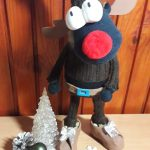 kreatív karácsonyi dekoráció -