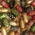 kreatív karácsonyi dekoráció - karácsonyfa dísz makk