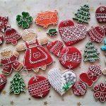 kreatív karácsonyi dekoráció - mézeskalács karácsonyfa dísz