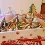 kreatív karácsonyi dekoráció lakás díszítés