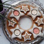 kreatív karácsonyi dekoráció mézes kalács