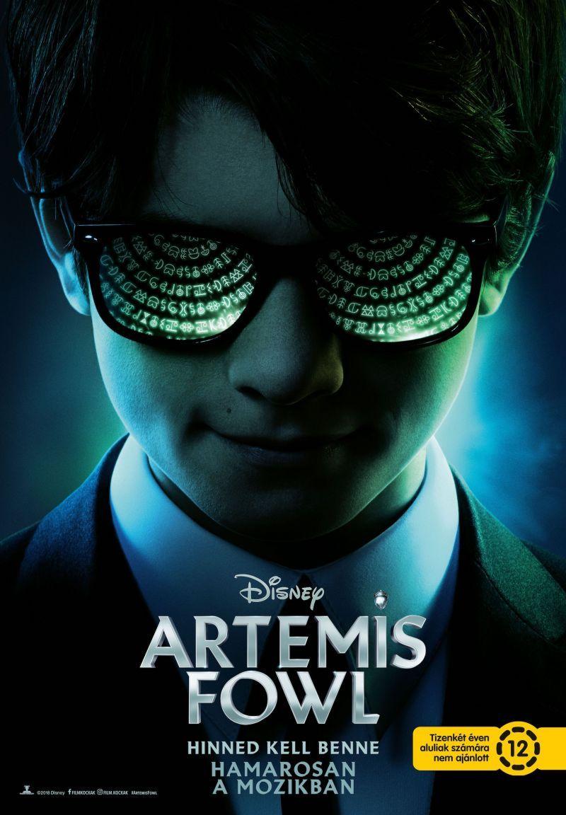 Új Disney Film 2019 - Artemis Fowl