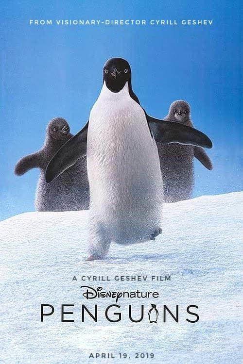 Új Disney Film 2019 - Penguins